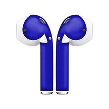 Apple Airpods 에어 포드 이어폰 스티커 이어폰 액세서리 용 고급 스킨 스티커