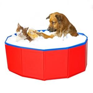2018 Pet tub Dog Cat Folding B