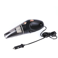 High Quality 2800pa Car Vacuum Cleaner DC 12 Volt 72W Cyclonic Wet / Dry Auto Portable Vacuums Cleaner Dust Portable