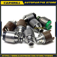 8PCS Fit Audi A6 A8 BMW 5 7 Series X5 Jaguar 01L Transmission Solenoid Kit 5HP24A