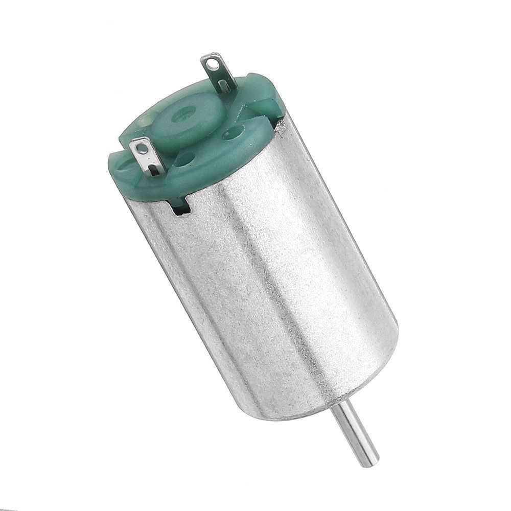 DC 5V 13400rpm Brush Gear Motor For XiaoMi USB Fan 1220 Mobile Phone Fan Motor