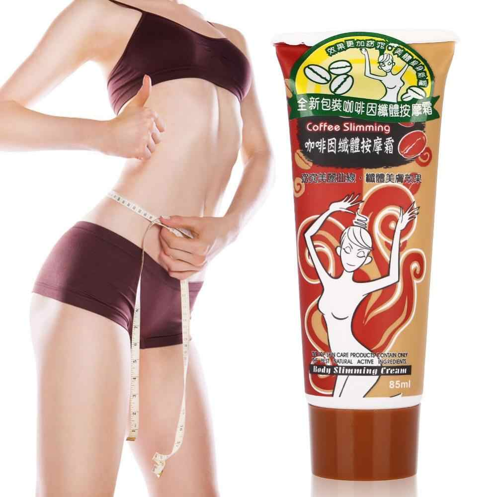 Body Care Effective Slimming Body Leg Waist Cream Cellulite For Fat Burning Easy Slimming To Fast Lose Weight Burn Fat Gel 85ml