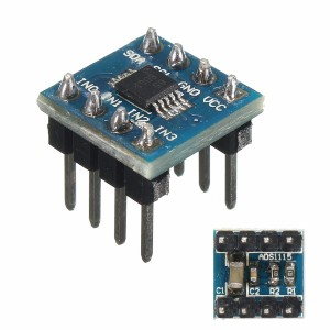 LEORY 2.0-5.5V Mini 4 Channel