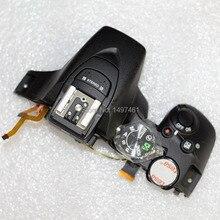 В комплекте верхняя крышка с режимом колеса и вспышка запасные части в сборке для Nikon D5500 SLR
