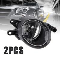 2pcs/set Front Grille Bumper Driving Fog Light Lamp For 02 05 Audi A4 B6 Sedan