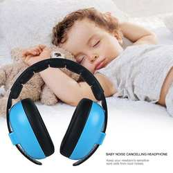 Дети шум шумоподавления наушники для женщин наушников ABS защиты слуха защитные наушники снижение защита ушей ребенка #63