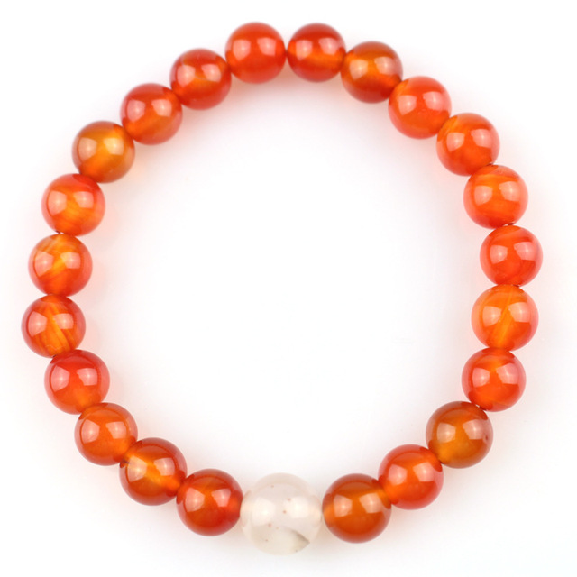 Bracelet Aventurin Rouge