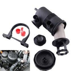 SPEEDWOW uniwersalny ProVent 200 separator oleju może filtrować dla Ford Patrol Turbo 4WDs naładowany toyota landcruiser oleju paliwa może