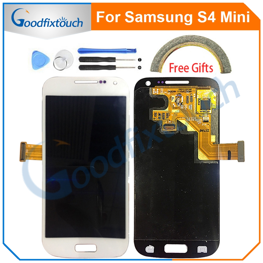 LCD Screen For Samsung Galaxy S4 Mini GT-i9195 i9190 i9192 LCD Display+Touch Screen Digitizer Assembly For Samsung i9195 image