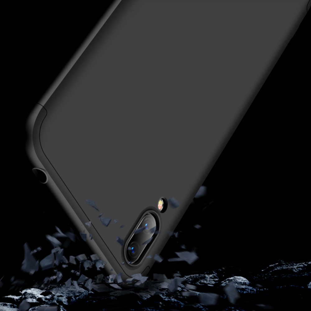 Huawei Honor 7C 5 99 quot Case Honor7C Colored Matte 360 Degree Full Body Shockproof Cover for Huawei Honor 7C Pro 5 99 inch in Fitted Cases from Cellphones amp Telecommunications