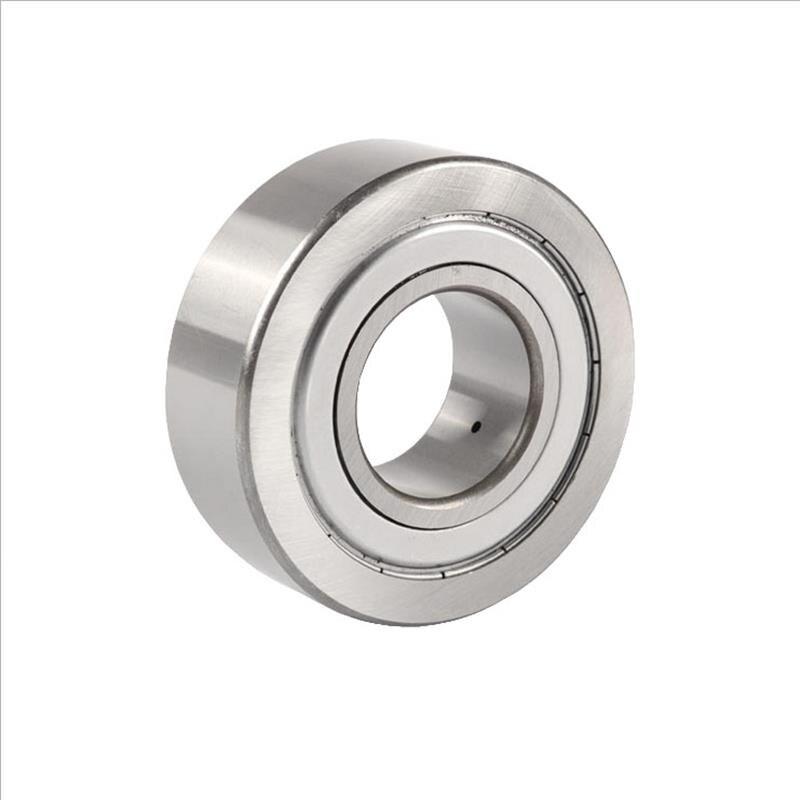 3303 2RS 17x47x22.2mm Double Row Angular Contact Ball Bearing