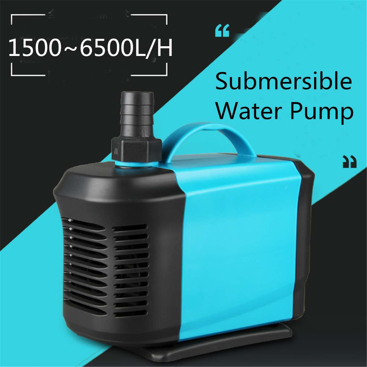 Buy water pump 1500 and get free shipping on AliExpress com