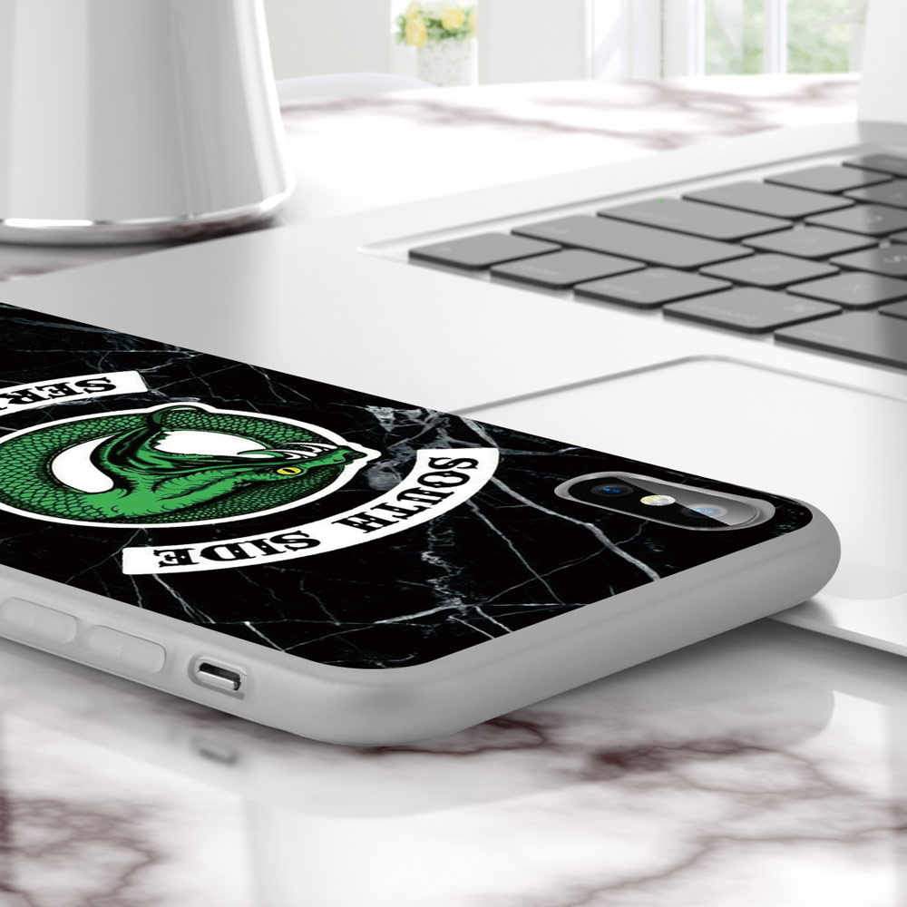 CASEIER  Phone Case For Huawei P20 P10 P9 Lite Mate 20 10 Pro Case Riverdale Pattern For Huawei P Smart Bag Y6 Y7 Y9 Fundas Capa
