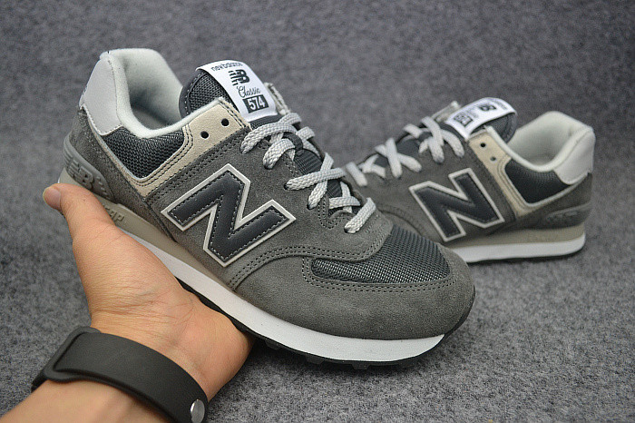 the best attitude 5b8a8 e6ae2 US $51.49 26% OFF|New Balance 574 NB574 classic running shoes men women  sport shoes Retro fashioned casual shoes 36 44-in Running Shoes from Sports  & ...