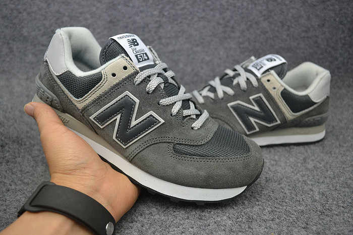official photos 02798 86641 New Balance 574 NB574 classic running shoes men women sport shoes  Retro-fashioned casual shoes 36-44