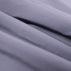 Ins noc odblaskowe kurtki damskie bawełniane z kapturem Streetwear kurtka kobiety z długim rękawem przycięte płaszcz Femme luźne Zipper znosić 6