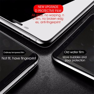 Image 4 - 10D Curved Hydrogel Soft Film  For Sony Xperia Xa 1 2 Plus Ultra Full Cover XZ 2 3 Premium XZ1 XZ S  Compact HD Screen Protector