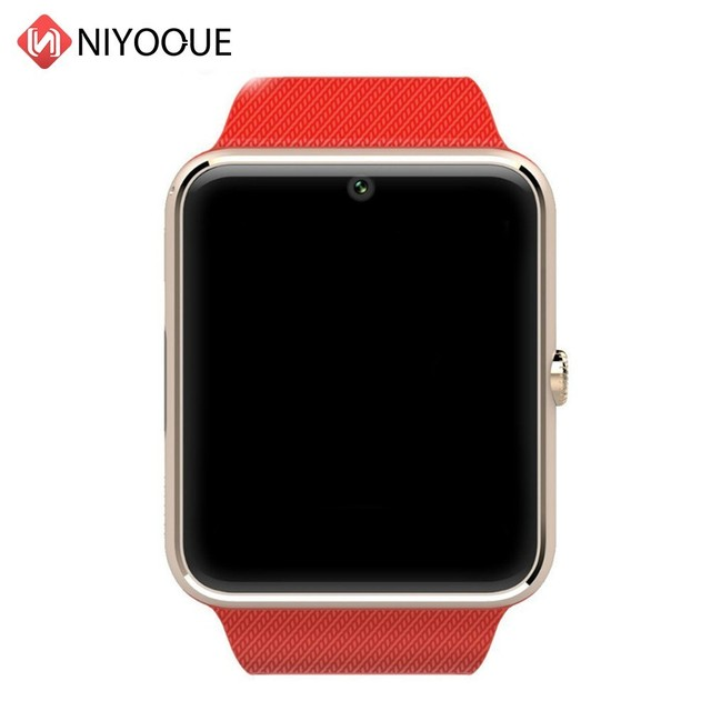 quality design 625e5 29f9c US $14.06 33% OFF|Bluetooth Smartwatch GT08 Smart Watch For IPhone 8 Plus X  Samsung S9 Note 9 Xiaomi Android Phone Smartphones Reloj Inteligente-in ...