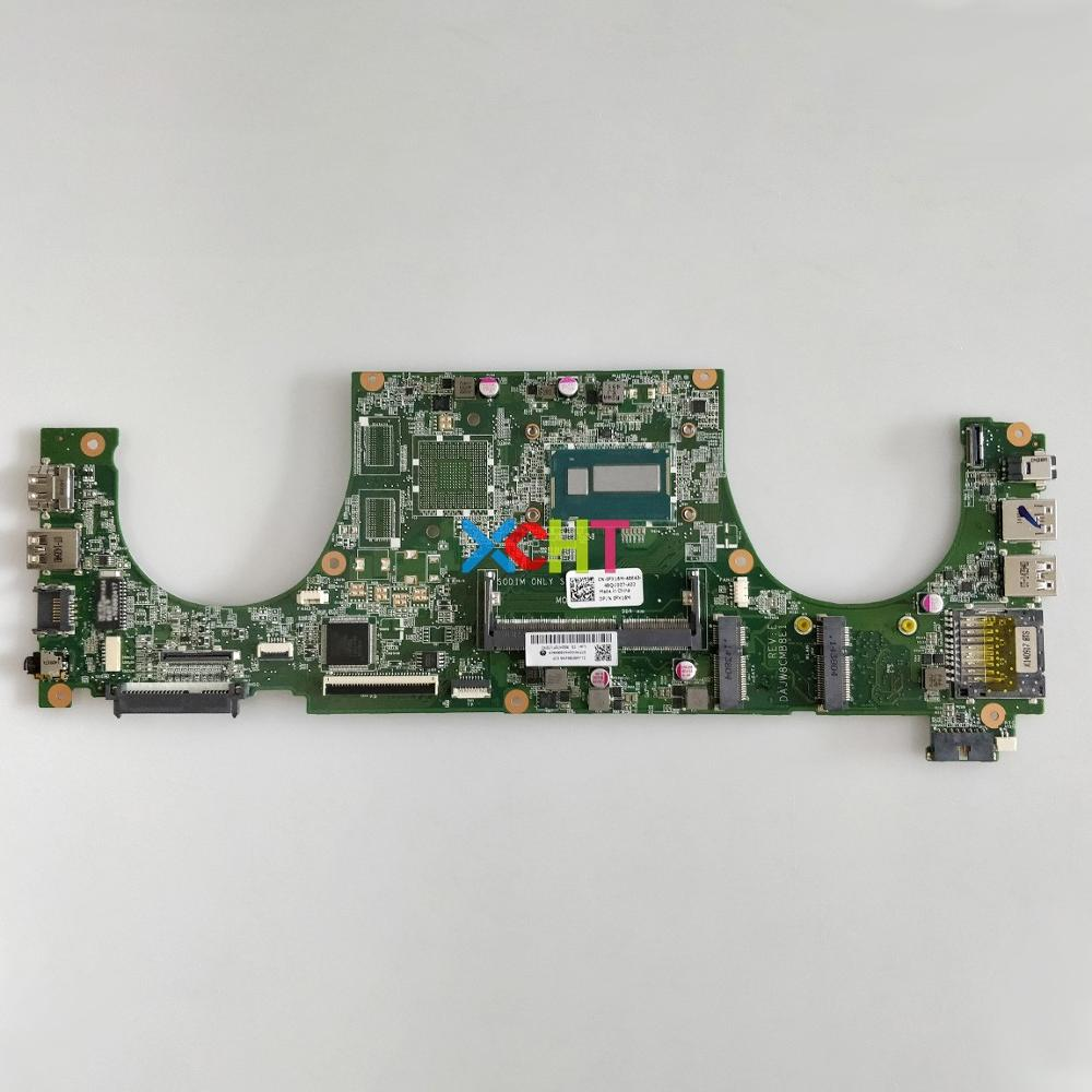 CN 0FX16M FX16M 0FX16M DAJW8CMB8E1 W I5 4200U CPU For Dell Vostro 5470 V5470 Laptop Notebook PC Motherboard Mainboard Tested