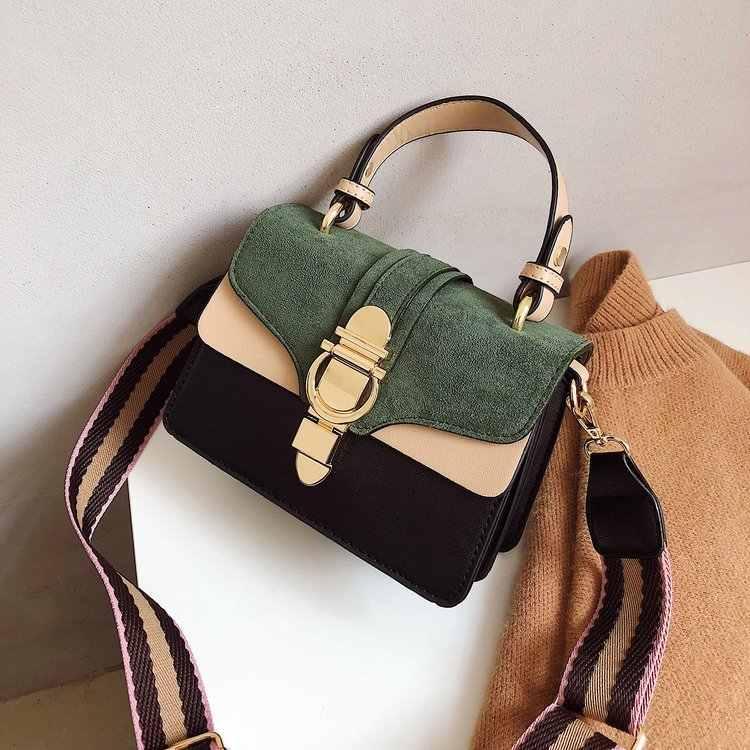 ab6abdc31267 ... High Quality 2019 Cheap Women s Handbags Casual Shoulder Bags Youth  Girls Brand Design Cross-body ...