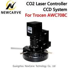 Trocen CCD Visual SYSTEM For AWC708C Lite CO2 Laser DSP Controller Charge Coupled Device System Newcarve