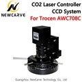 Trocen CCD Visuelle SYSTEM Für AWC708C Lite CO2 Laser DSP Controller Lade Gekoppelt Gerät System Newcarve