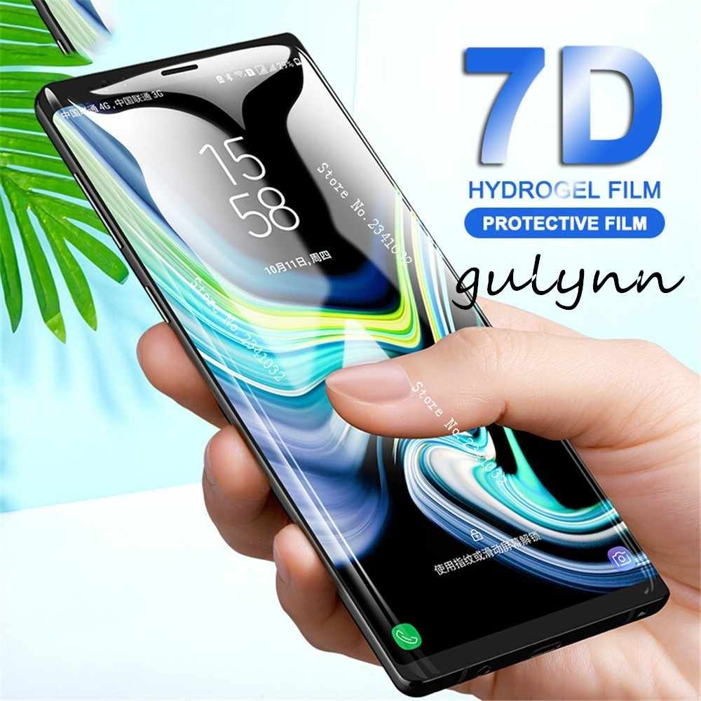 7D Tempered Glass For Samsung Galaxy A10 A30 A50 A20 A40 Screen Protector For Samsung A 70 80 90 60 2019 Protective Glass Film