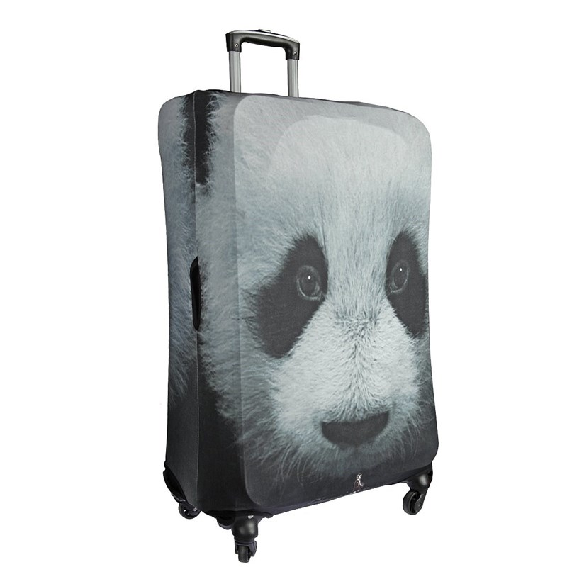 Protective cover for suitcase Panda 9026 M moskii brand ultra thin pc protective case cover for htc desire 820