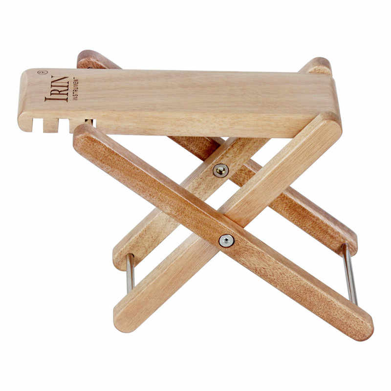 Detail Feedback Questions About Bamboo Wood Guitar Foot Rest Stool