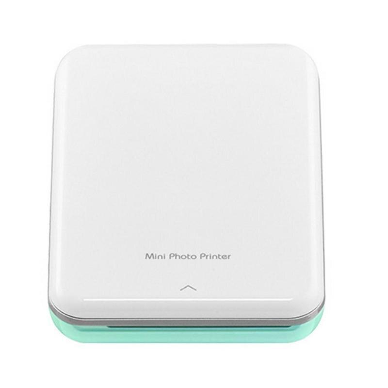 Портативный термопринтер Bluetooth мини беспроводной POS термопринтер для фотографий мобильные телефоны Android IOS Телефон