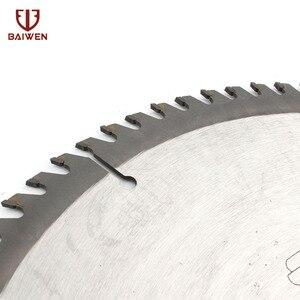 "Image 4 - 12 ""305mm מסור עגול להב עץ אלומיניום כלי חיתוך ביצרו קרביד 40 60 80 100 שיניים"