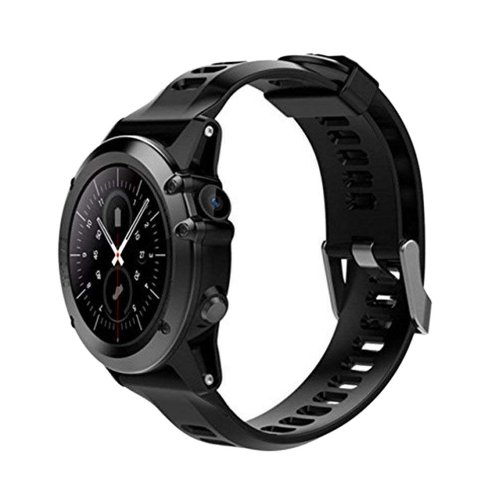 H1 Smart Watch MTK6572 IP68 Waterproof 1.39inch 400400 GPS Wifi 3G Heart Rate Monitor 4GB+512MB For Android IOS Camera 500W (b мобильный телефон onn v8 3g mtk6572 512mb 4g 5 0 4 2 5mp gps onn v8