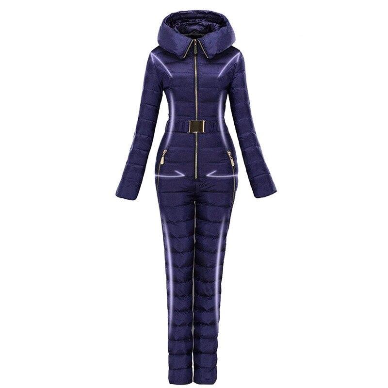 Hiver Ski Veste Femmes Snowboard Ski Veste Coupe-Vent Imperméable Snowboard Neige Vêtements Vers Le Bas Veste Femme Chaud