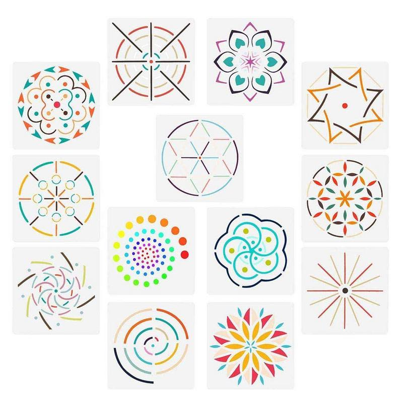 Top 10 Most Popular Template Mandala Ideas And Get Free Shipping 7e5f0h5a
