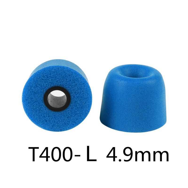 الأكثر مبيعا 3 زوج/مجموعة العالمي الامتثال رغوة الذاكرة سماعات T400 الأذن نصائح ل في الأذن سماعة لينة وسهلة لاستبدال