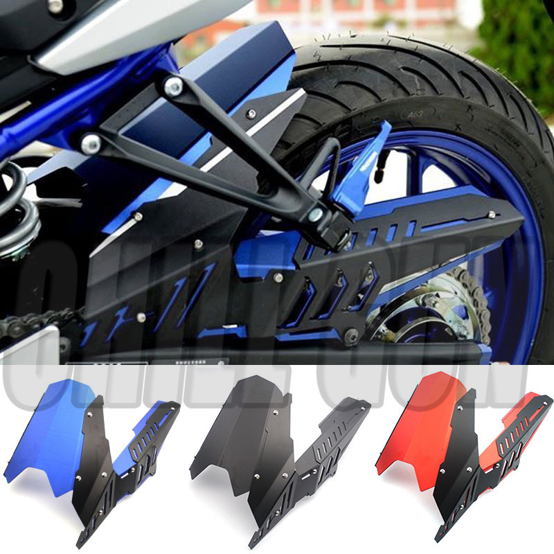 Fits YZF-R3 YZF-R25 2014-2015 Brand New High Quality CNC Front Sprocket Cover