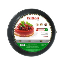 Форма для выпечки Frittori, Classic, 26 см, разъемная