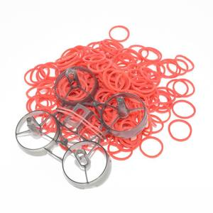 200 PCS 20mm Diameter Rubber Band Battery Fixed For UR65 UK65 Snapper6/7 Mobula7 FPV Racing Drone Multicopter Part Accs