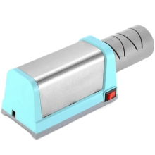 opening promotion-Electric Knife Sharpener Speedy Automatic Self-Abrasive Diamond Ceramic Stainless Steel Knives Sharpening Ki