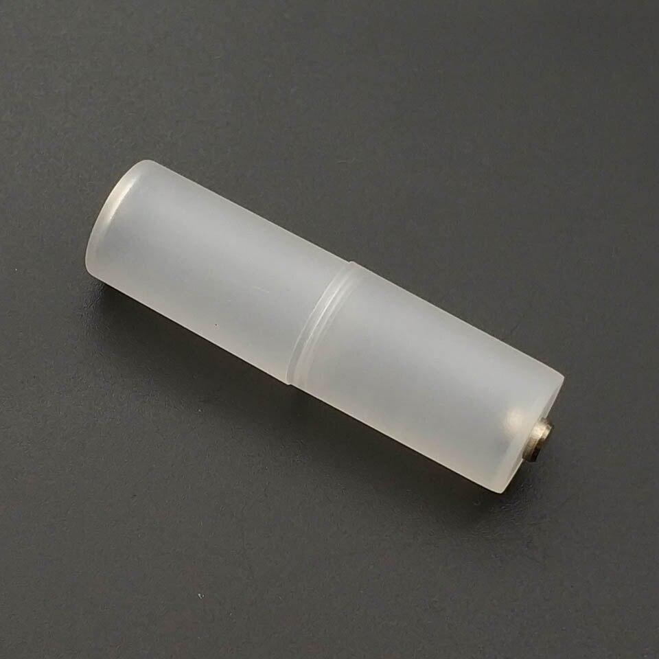 4 шт. AAA в AA Размер батарея конвертер адаптер батареи держатель пластиковый корпус переключатель оптовая продажа