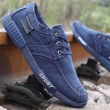 Для мужчин; повседневная обувь Джинсовая Туфли без каблуков Лоферы без застежки кеды дышащие мужские мокасины сетки парусиновые кроссовки mocassin homme