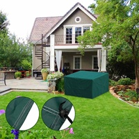 280x206x108cm Waterproof Outdoor Furniture Set Cover Table Shelter For Chair Rain Snow Dust Protect