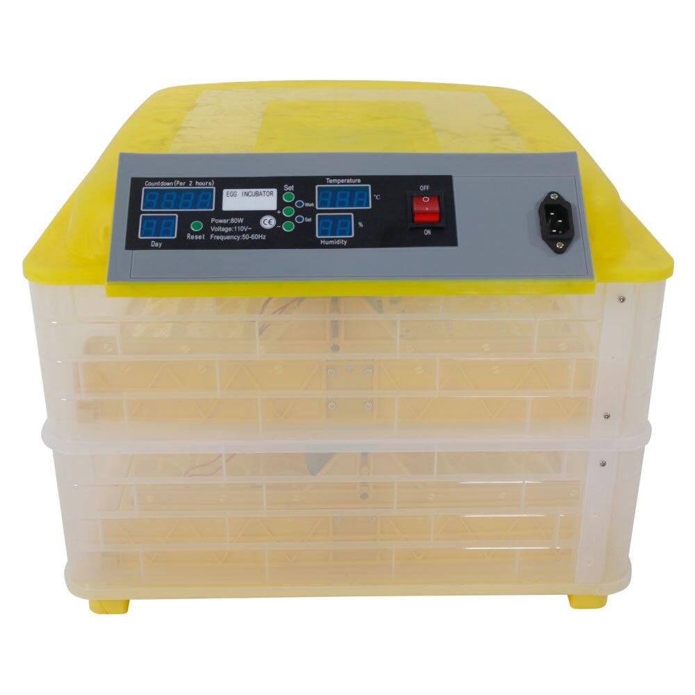 Hause Heizung Teile Elektrische Heizung Teile Inkubator Vollautomatische Ei Hatcher Maschine Für Huhn Ente Tauben Parrot Schildkröte Vogel Inkubation