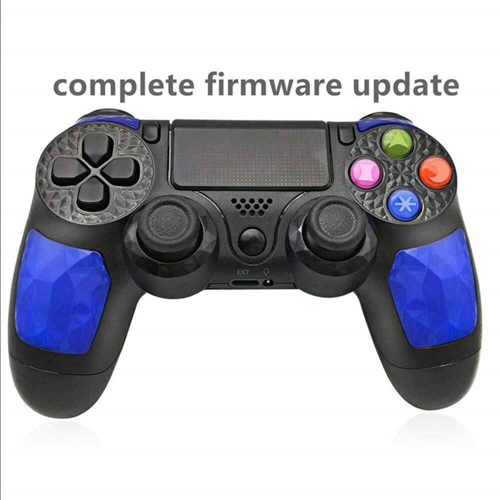 2019 manette de jeu sans fil bleue pour Sony PC/PS3/PS4 manettes Bluetooth pour manette de jeu PlayStation 4