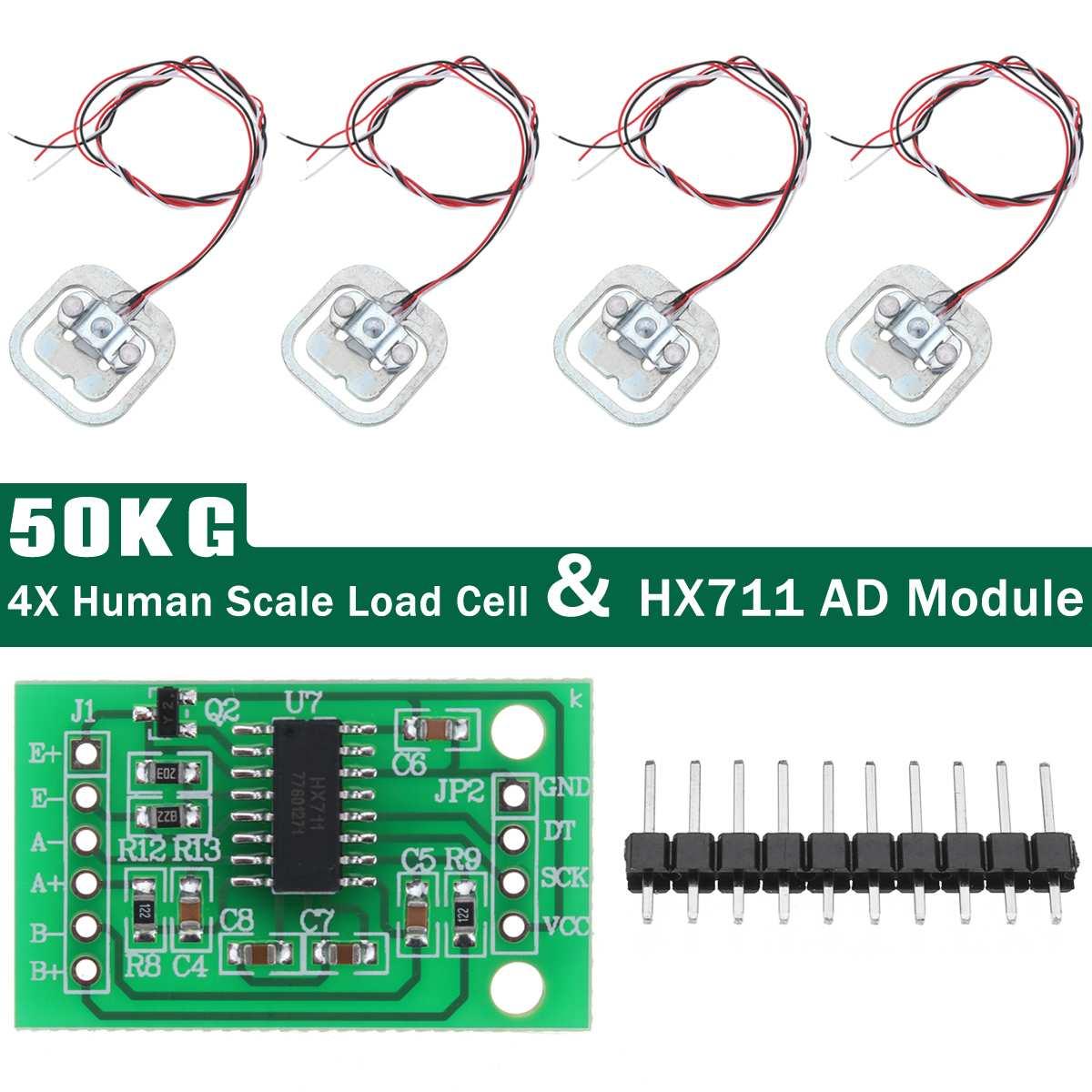 இ New! Perfect quality scale sensor hx711 and get free