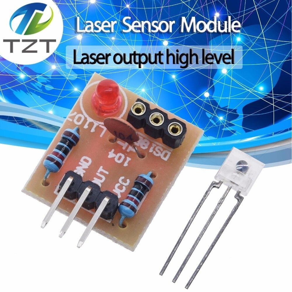 Laser Sensor Module non-modulator Tube Laser Receiver Module DIY For arduino  CJ