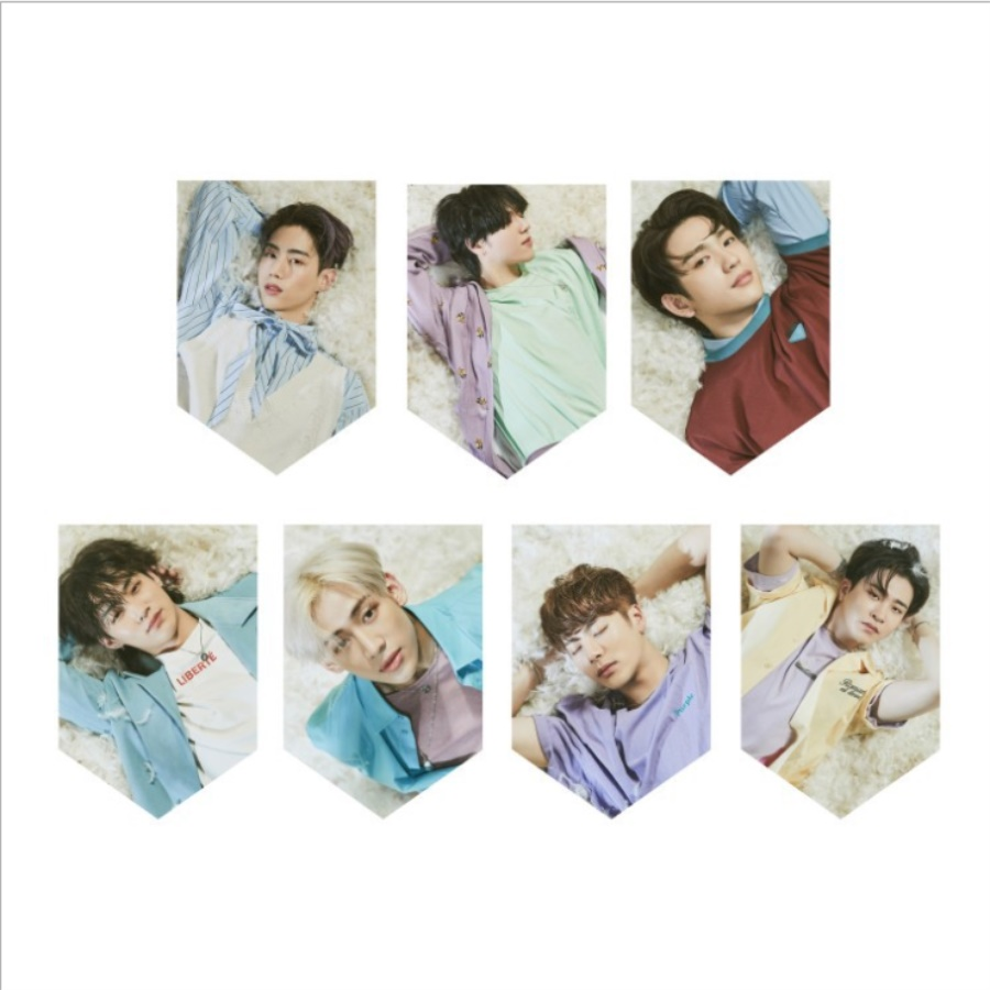 You Hd Hang Up Photo Paper Flag Poster Bambam Jackson Yugyeom Picture To Enjoy High Reputation At Home And Abroad Contemplative Kpop Got7 Present Jewelry & Accessories Beads & Jewelry Making