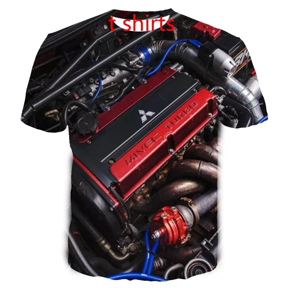 US $7 14 35% OFF|car evo 9 wagon engine 3d print vest/t  shirt/sweatshirt/zip hoodie/pants fashion men harajuku funny streetwear  tracksuit tees-in