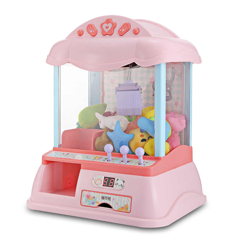 игровой автомат кран с игрушками