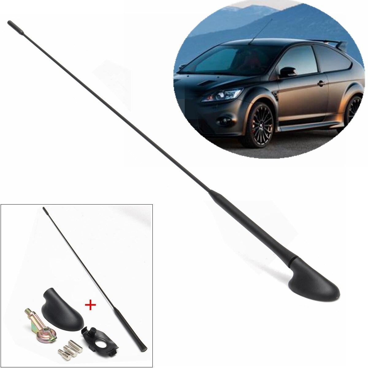 Новая автомобильная антенна на крышу AM/FM, мачта + базовый комплект для Ford, для моделей Focus 2000-2007, для моделей XS8Z18919AA